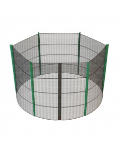Filet de protection trampoline 305 cm