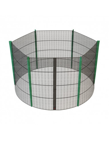 Filet de protection trampoline 305 cm Jumpix