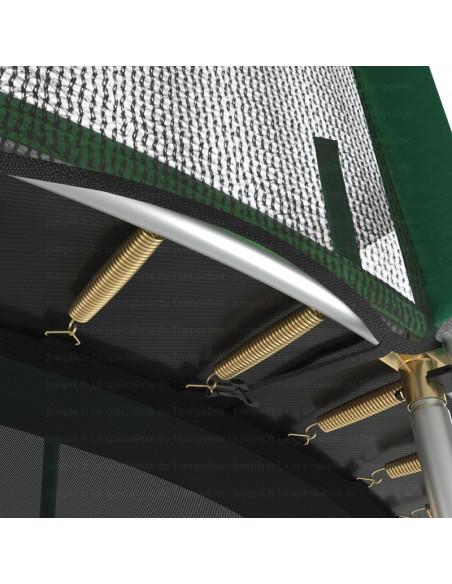 Filet de protection trampoline 370 cm