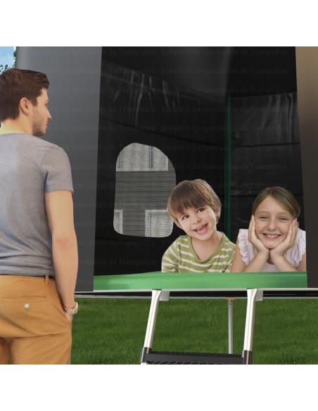Tente trampoline Tigloo Ø 430