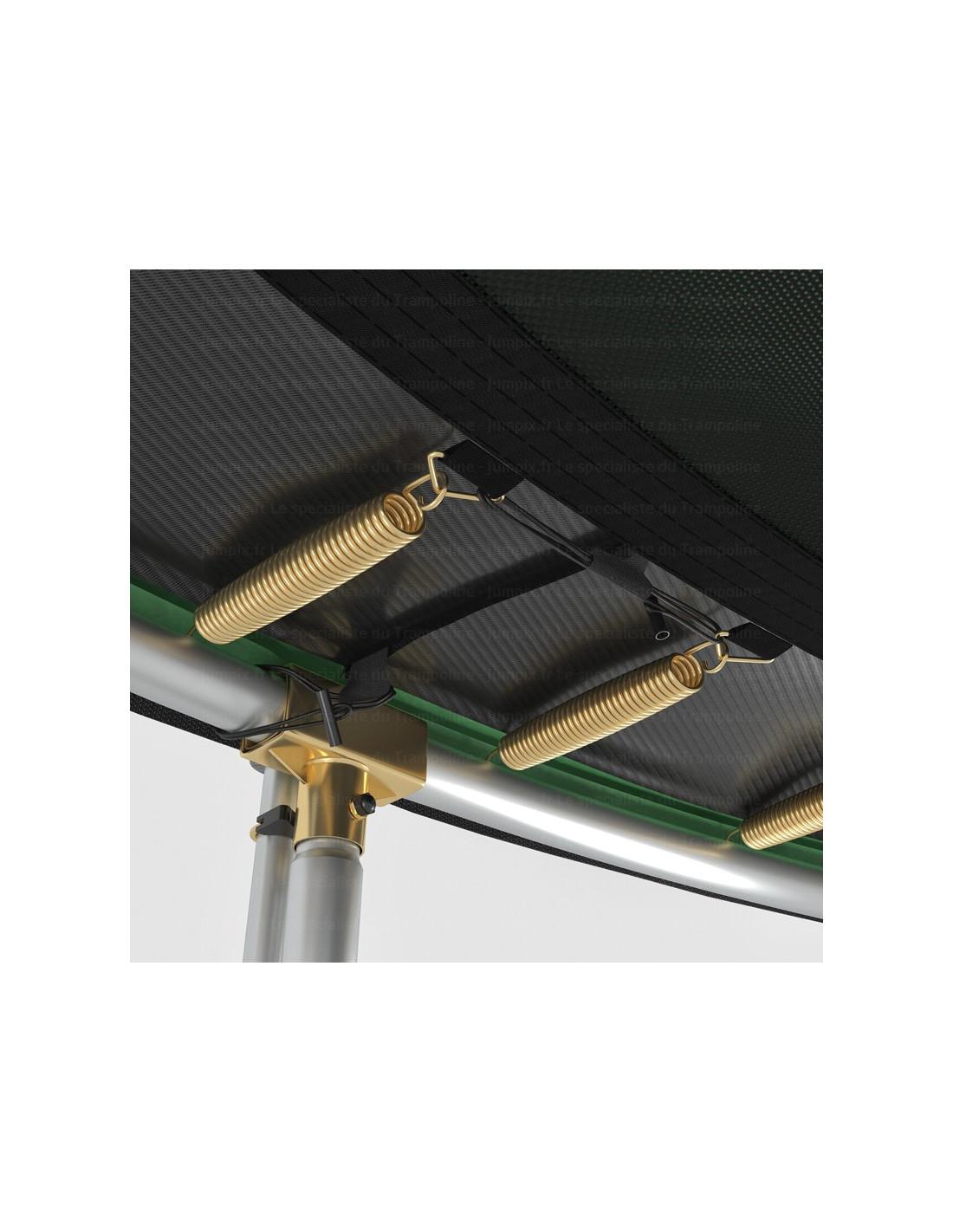 coussin de protection pour trampoline 430 cm mousse de protection pour trampoline topflex. Black Bedroom Furniture Sets. Home Design Ideas